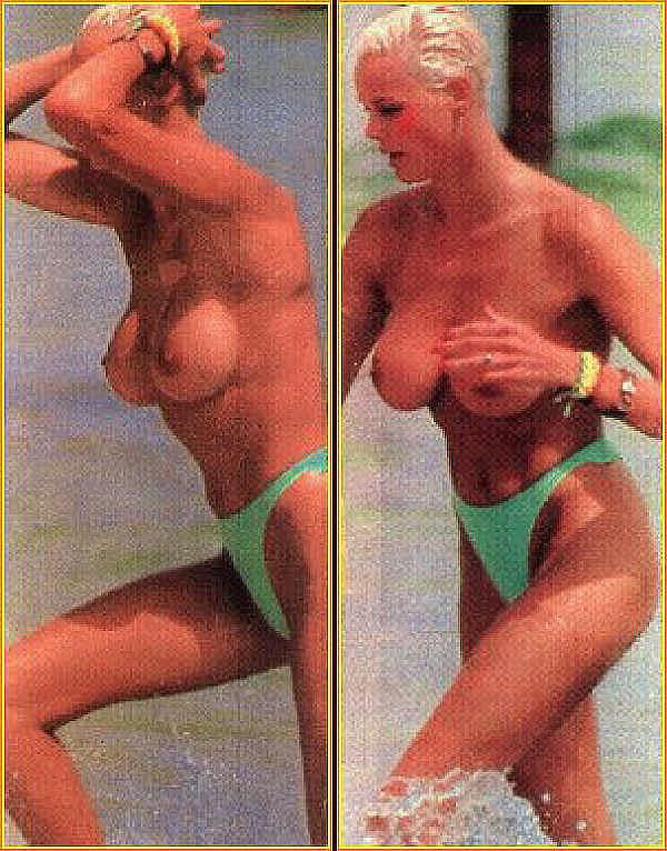 Nude Brigitte Nielsen Sex