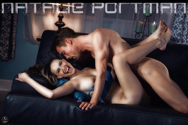 Nude Celeb Natalie Portman