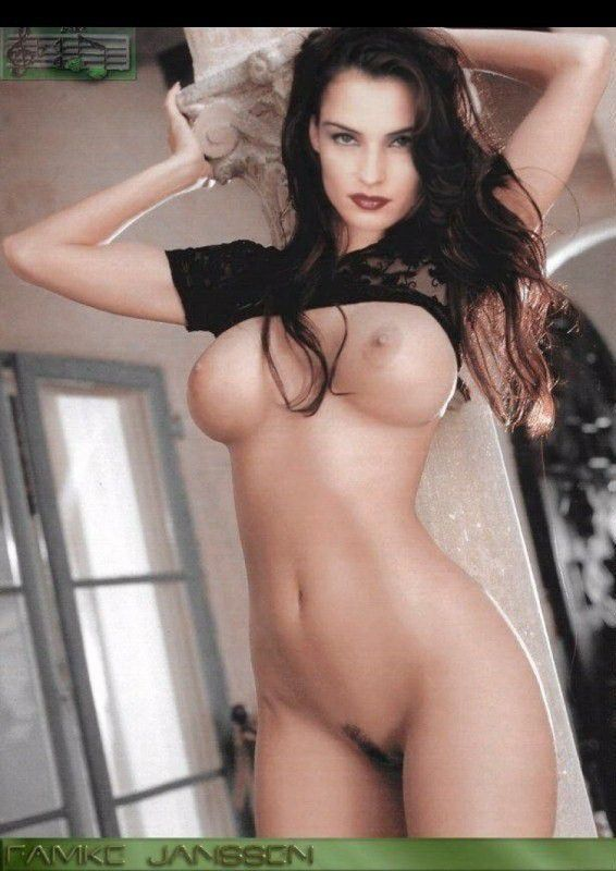 Nude Celeb Photo Famke Janssen