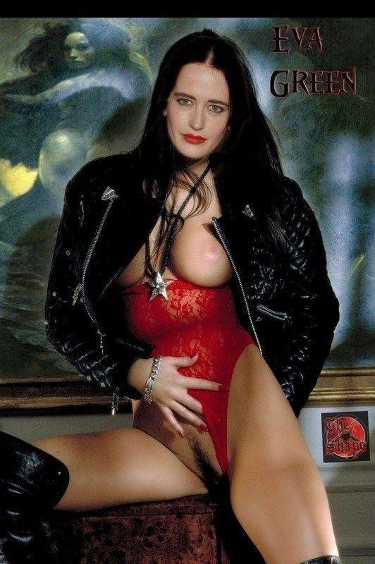 Nude Celeb Pics Eva Green