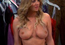 Nude Kaley Cuoco
