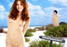 Porn Star Isla Fisher Nude Sex XXX Beach Nude Pics