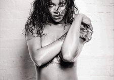 Rihanna Nude In Uk Magazine Hd Photos