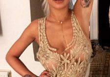 Rita Ora See Through Tits
