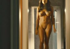 Rosario Dawson Nude Big Tits And Shaved Pussy