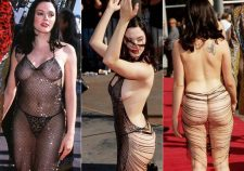 Rose McGowan Nude Tits And Sexy Ass