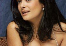 Salma Hayek Big Boobs Sexy Photo