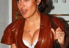 Salma Hayek Sex Topless