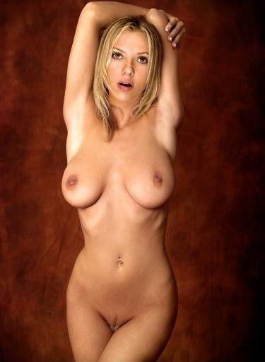 Scarlett Johansson Actress Nude