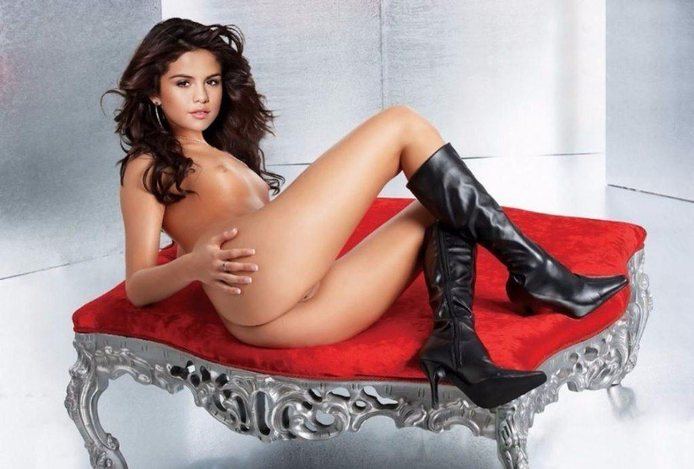 Selena Gomez Nude Naked Porn Ass Pictures