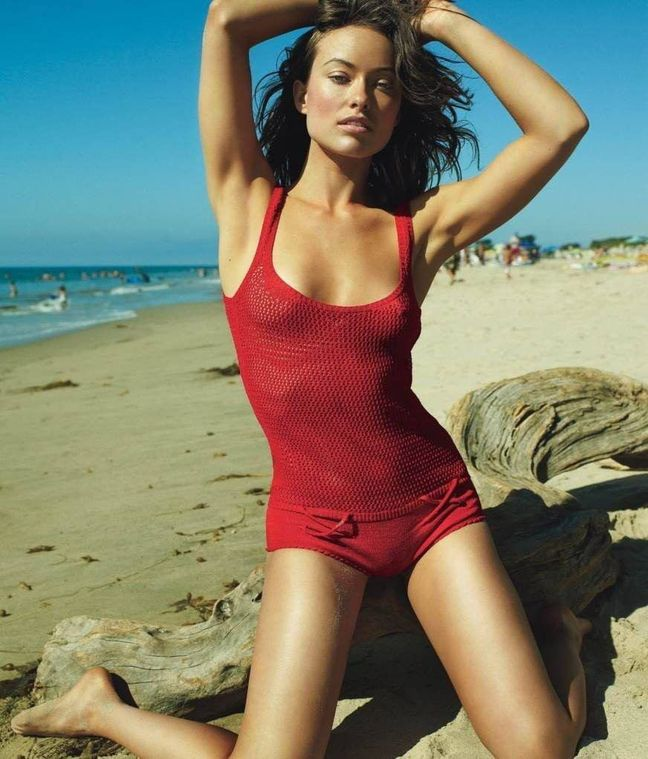 Sexy Olivia Wilde Photos Near Nude Olivia Wilde Pics List Images