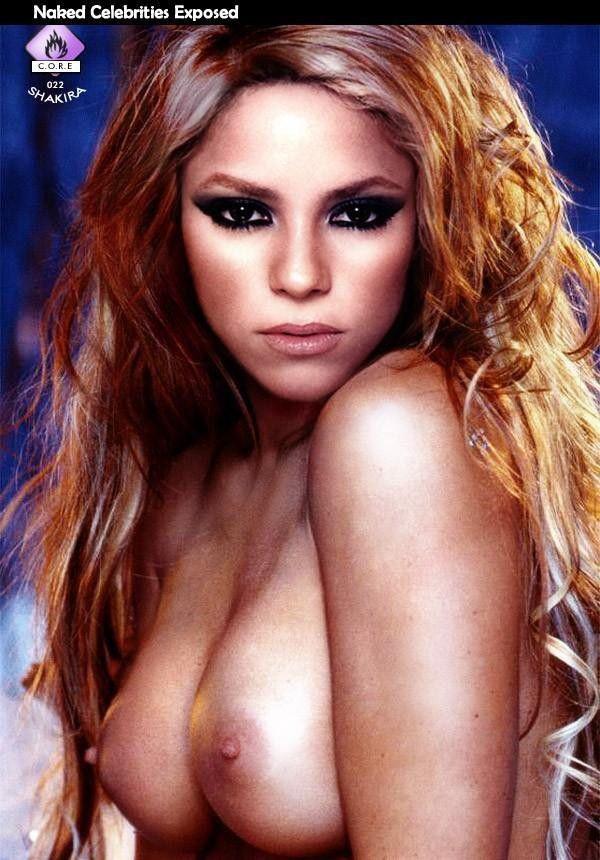 Shakira Nude Tits Xxx Photos