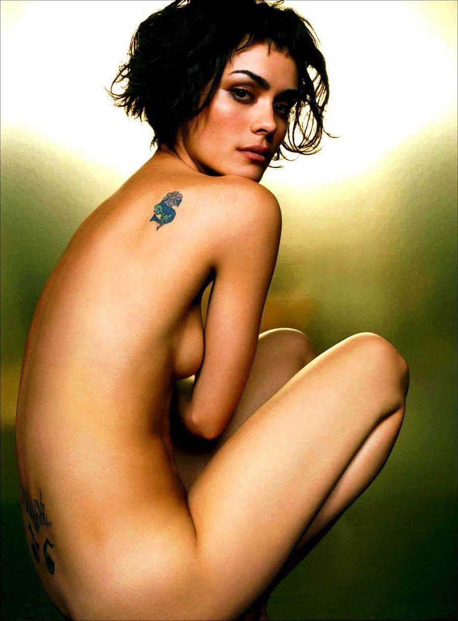 Shannyn Sossamon Nude Completely Posing