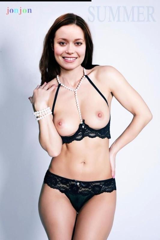 Summer Glau Celebrity Porn