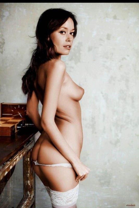 Summer Glau Naked Celebrity Pussy