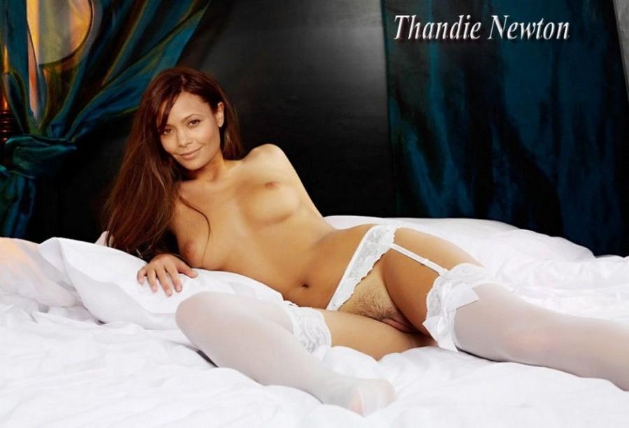 Thandie Newton Nackt