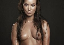 Topless Olivia Wilde Show Her Sexy Boobs Hot Pussy Photos