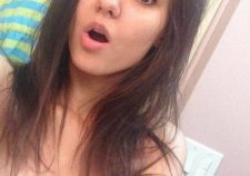 Victoria Justice Naked Selfie Photo