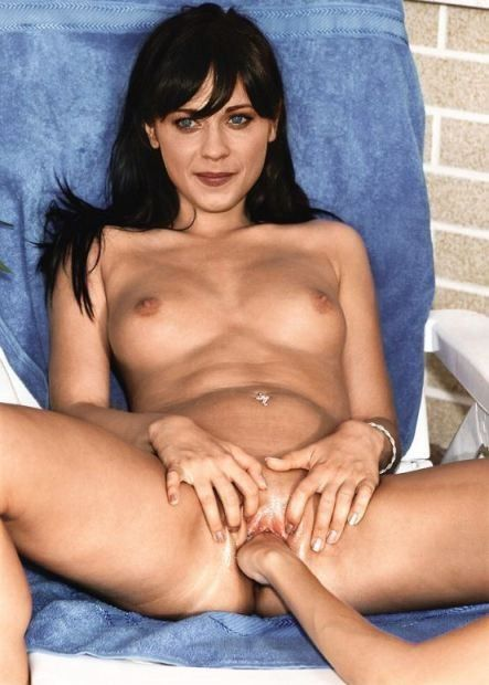 Zooey Deschanel Naked Pussy HArd Sex XXX Images