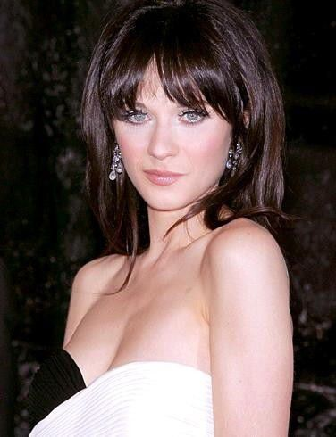 Zooey Deschanel Sexy Top Hot Images
