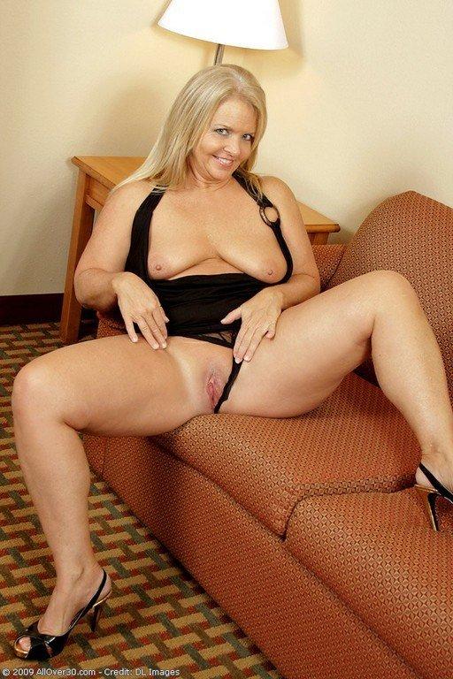 Blonde British Milf Joi