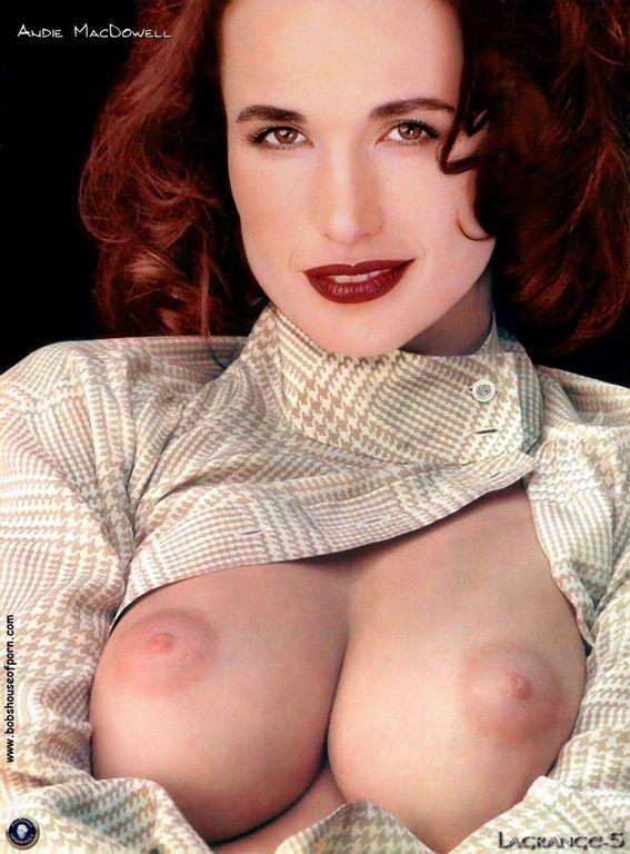 Andie Macdowell Porn