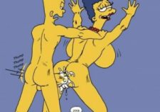 Bart Fucks Marge Simpson Porn