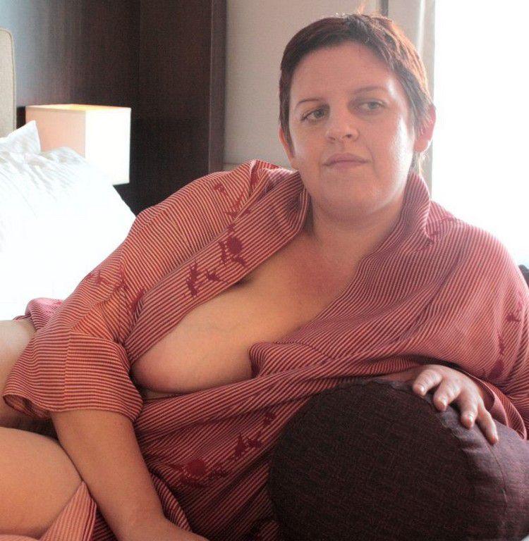 Beautiful Nude Breasts