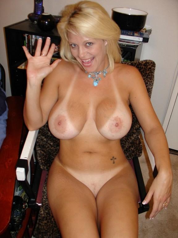 Blonde Big Tits Tattoos
