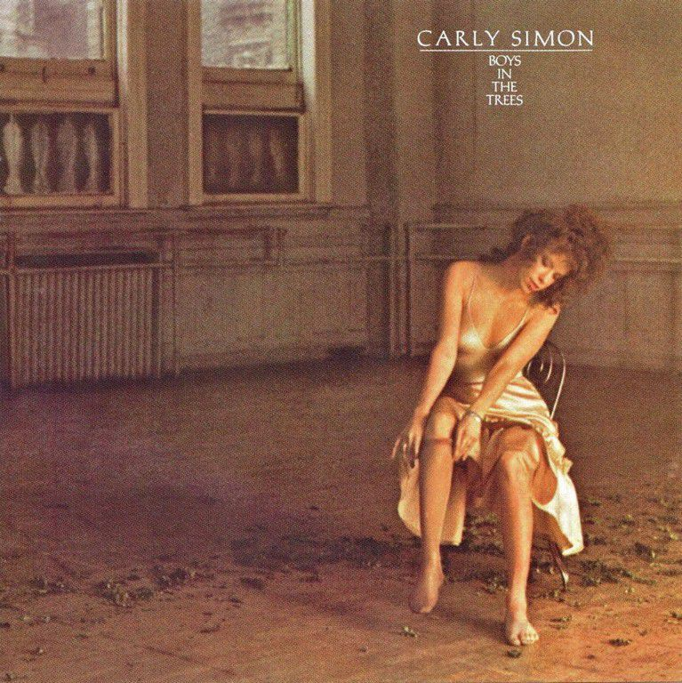 Boys In The Trees Carly Simon Album