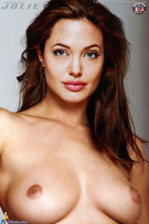 Celebrity Angelina Jolie Nude