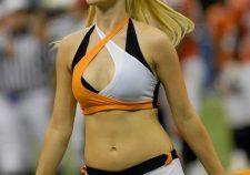 Cheerleader Uniform Oops