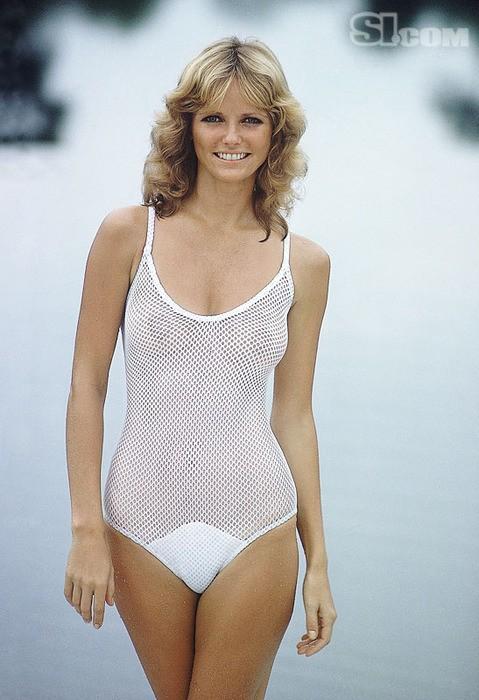 Cheryl Tiegs Sports Illustrated Swimsuit
