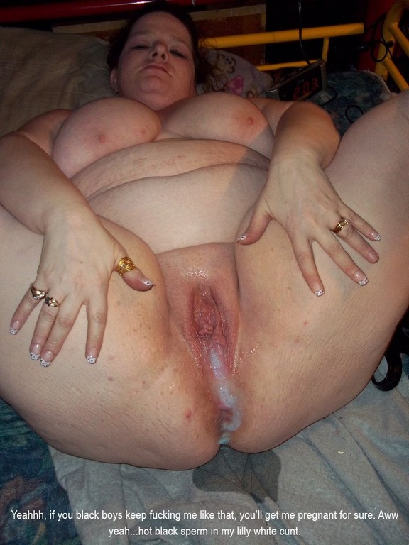 Chubby Bbw Wife Creampie Caption