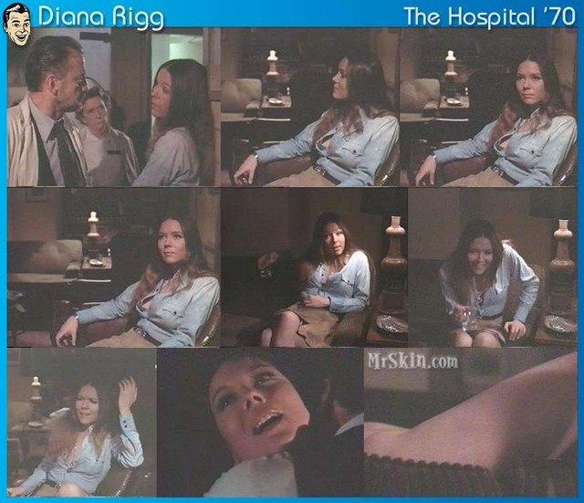 Diana Rigg Hospital Nude