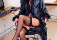 Elicia Solis Hot Secretary