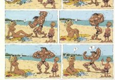 Funny Adult Cartoon Comic Strips