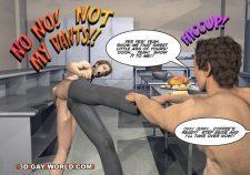 Funny Gay Male Cartoons