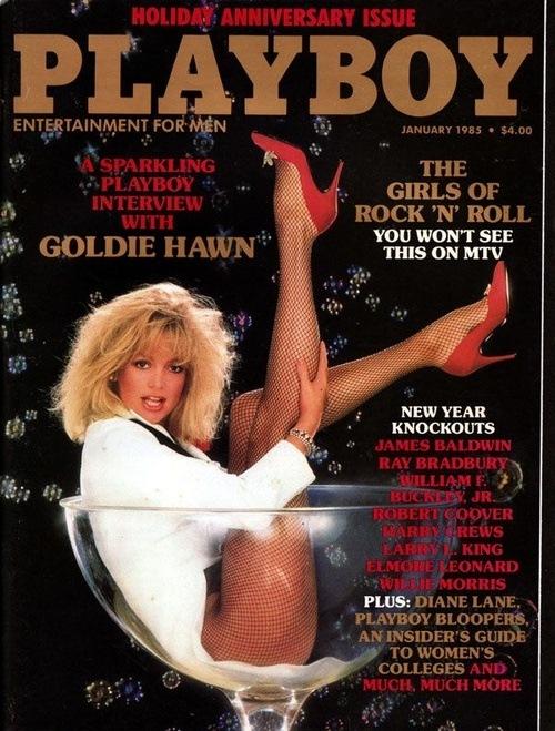 Goldie Hawn Playboy 1985  Porn Xxx Pics-4392