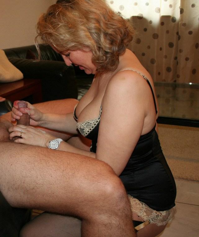 Granny Handjob Sex