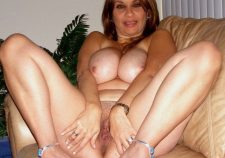 Greek Mature Big Tit Milf
