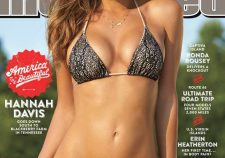 Hannah Davis Sports Illustrated Cover 2015