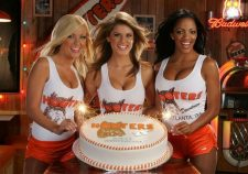 Happy Birthday Hooters Girls
