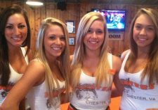Hot Hooters Girls Naked