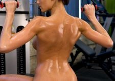 Jamie Graham Jordan Monroe Nude Workout