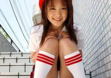 Japanese Schoolgirl Uniform Panties
