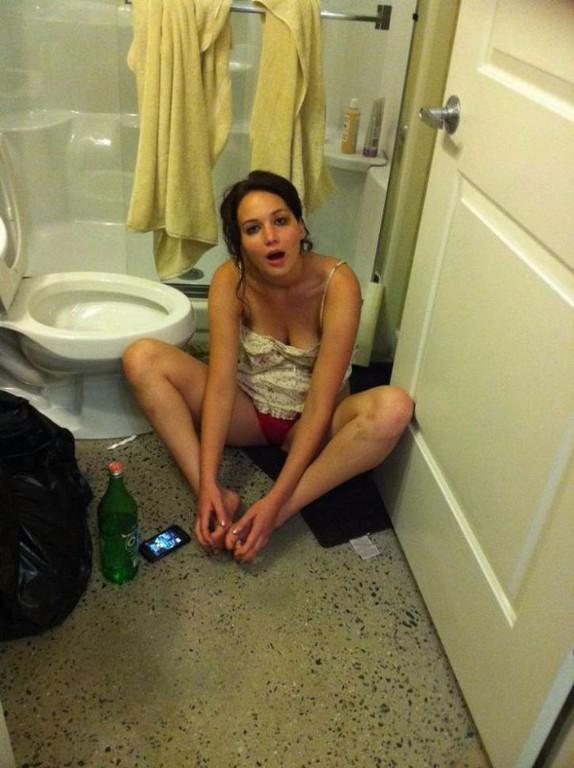 Jennifer Lawrence Leaked Nude Photos Hacked