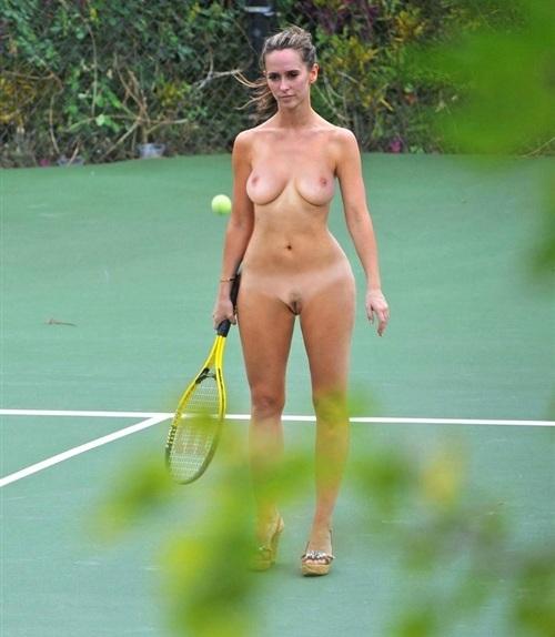 Jennifer Love Hewitt Naked Tennis