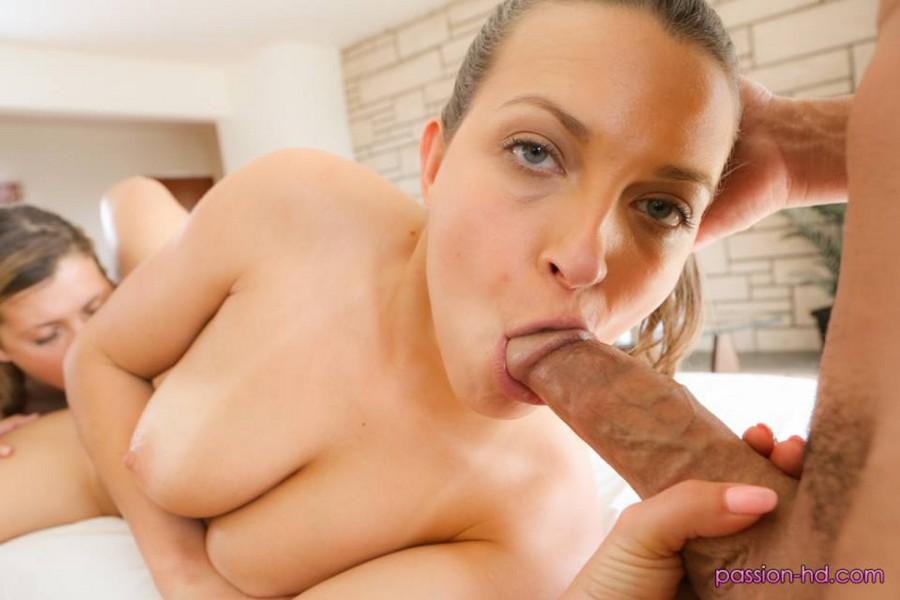 Keisha And Grey Lily Love Massage Orgy