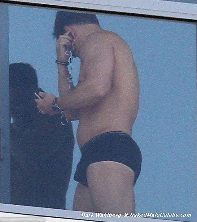 Wahlberg nude mark Shirtless Mark